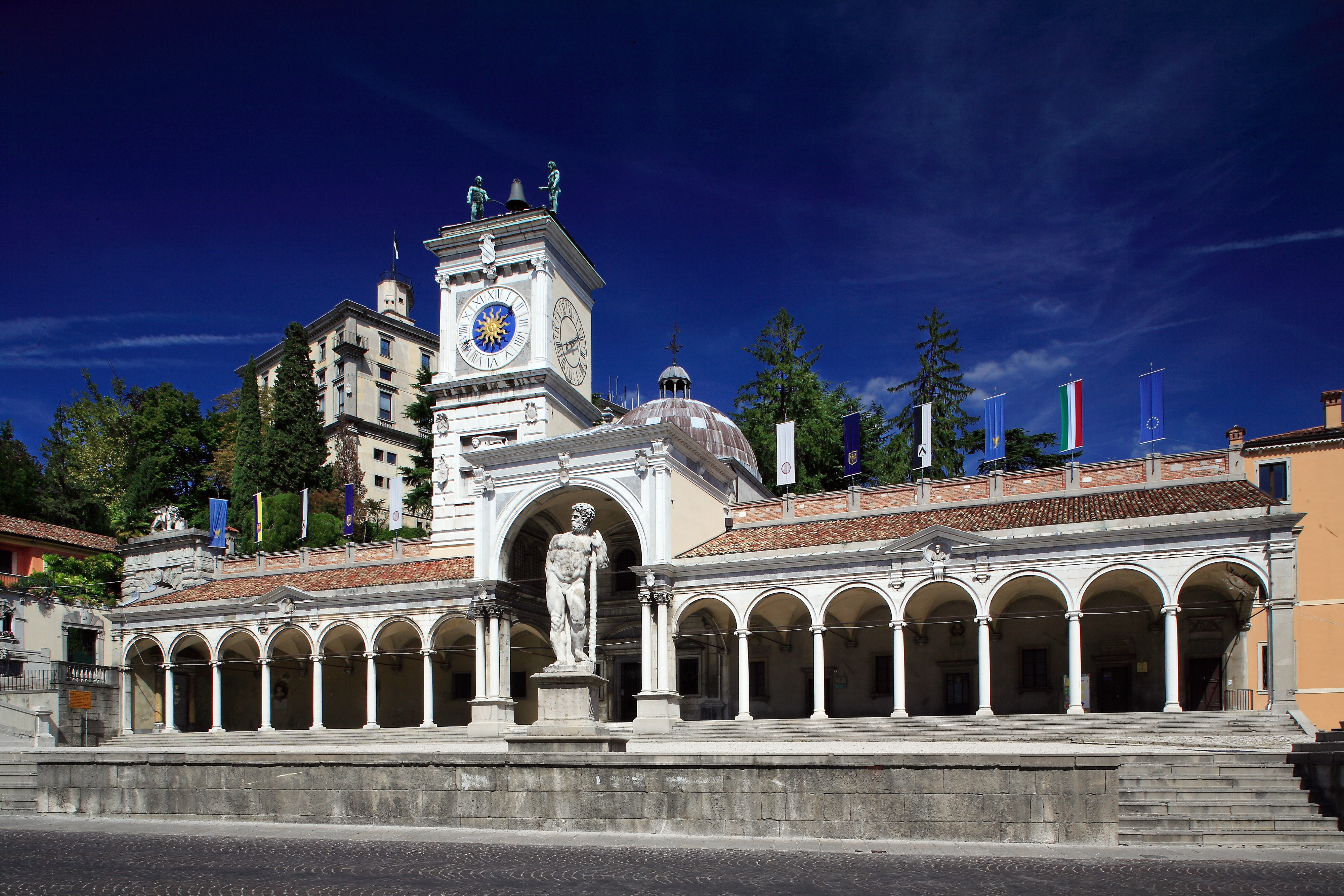 Udine Italy  city pictures gallery : University of Udine in Italy Master Degrees