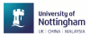 The University of Nottingham - Faculty of Engineering