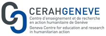 CERAH - The Geneva Centre for Education and Research in Humanitarian Action