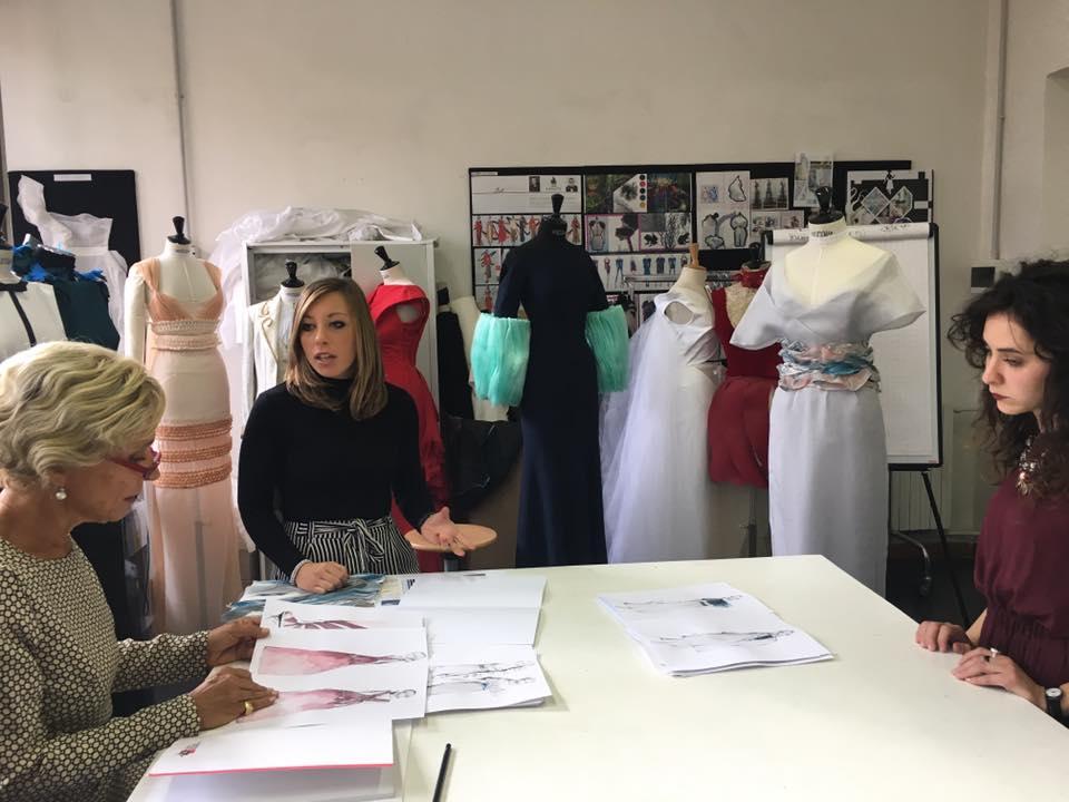 Alta moda fashion room 74