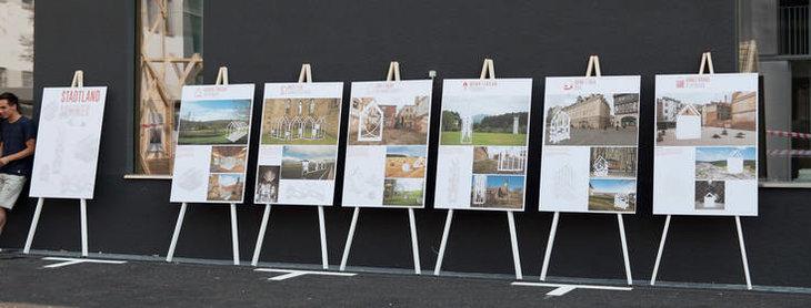 Progettazione architettonica weimar germania 2018 for Piani di progettazione architettonica