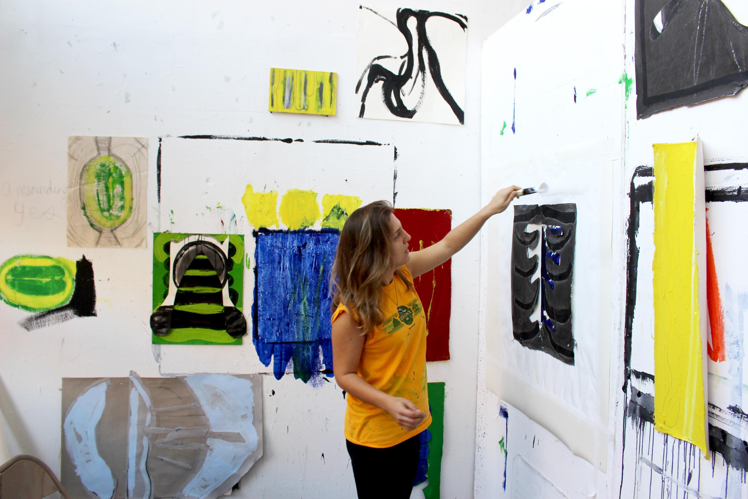 Maestría En Bellas Artes (MFA), New York, Estados Unidos de América 2018