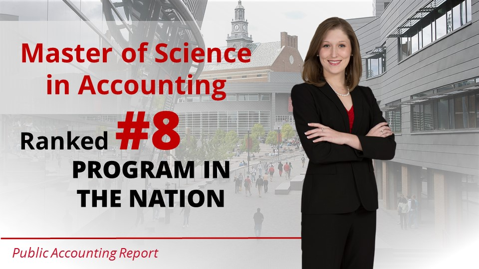 The reasons why i want to apply the master of accounting program