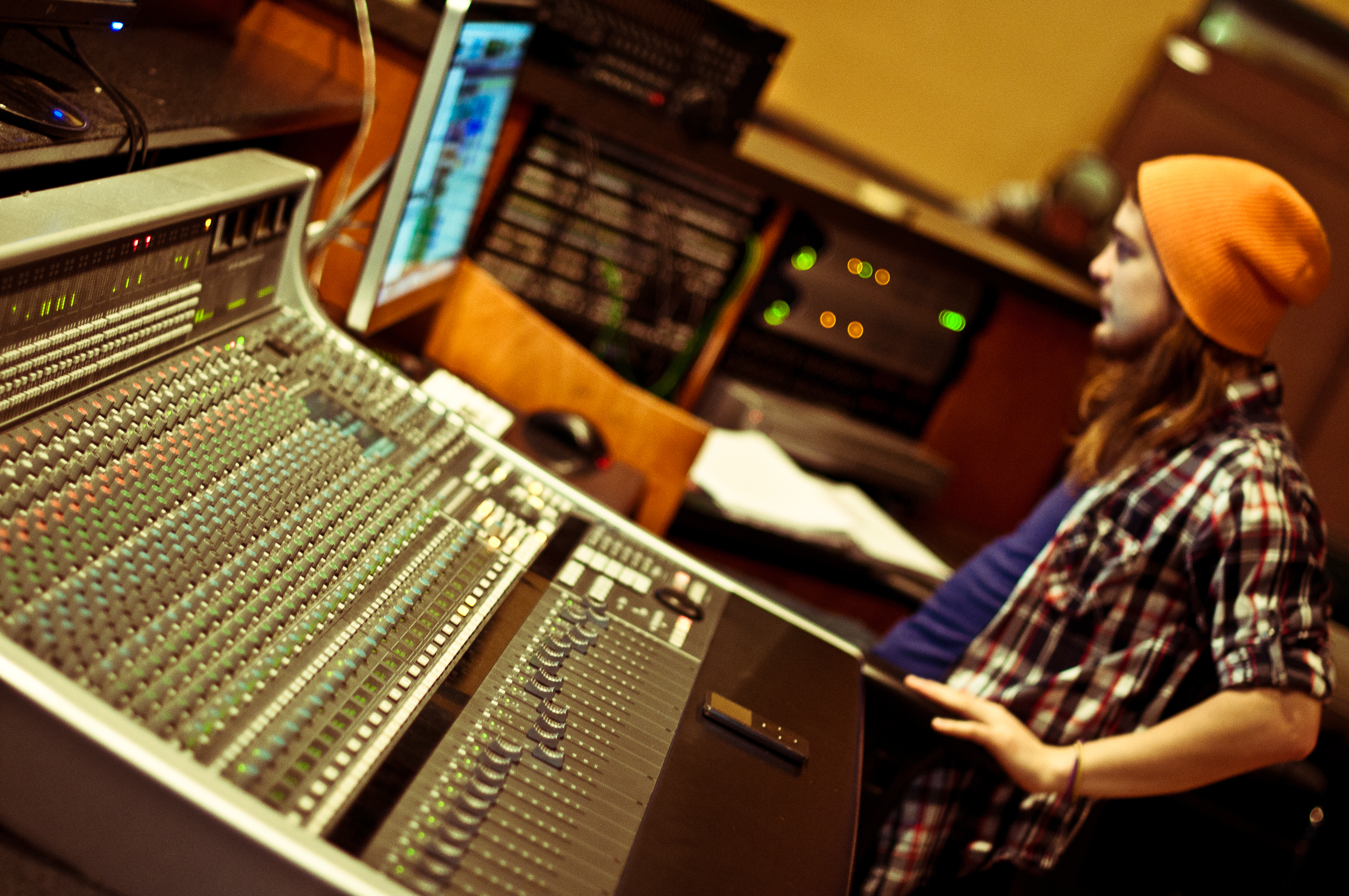 Audio Engineering and Production Program pic 1