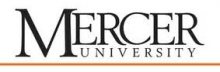 Eugene W. Stetson School of Business and Economics, Mercer University