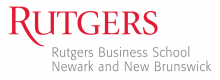 Rutgers Business School - Newark and New Brunswick
