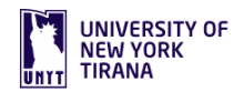 University of New York - Tirana (UNYT)